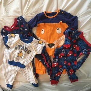Other - 4 sets of pajamas for size 12 months